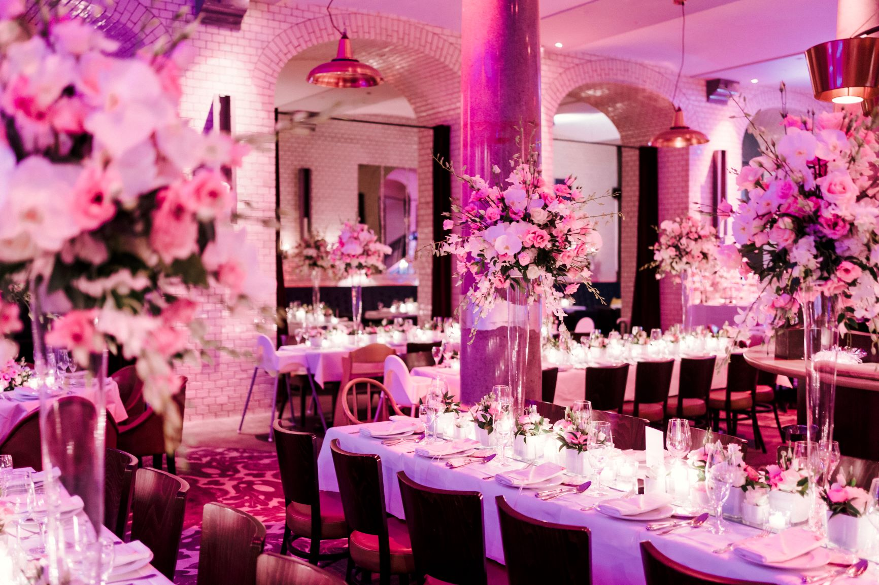A Austernbank Hochzeit