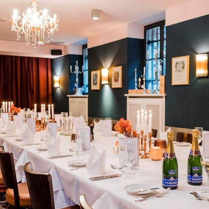 """Austernbank auf Instagram """"Private Dining Salon in der Austernbank In unserem Private Dining Salon"""