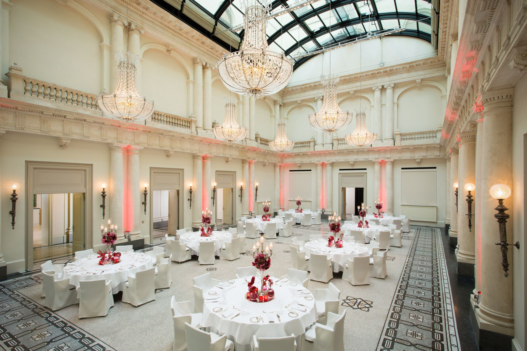 ROM Ballroom Hotel de rome berlin