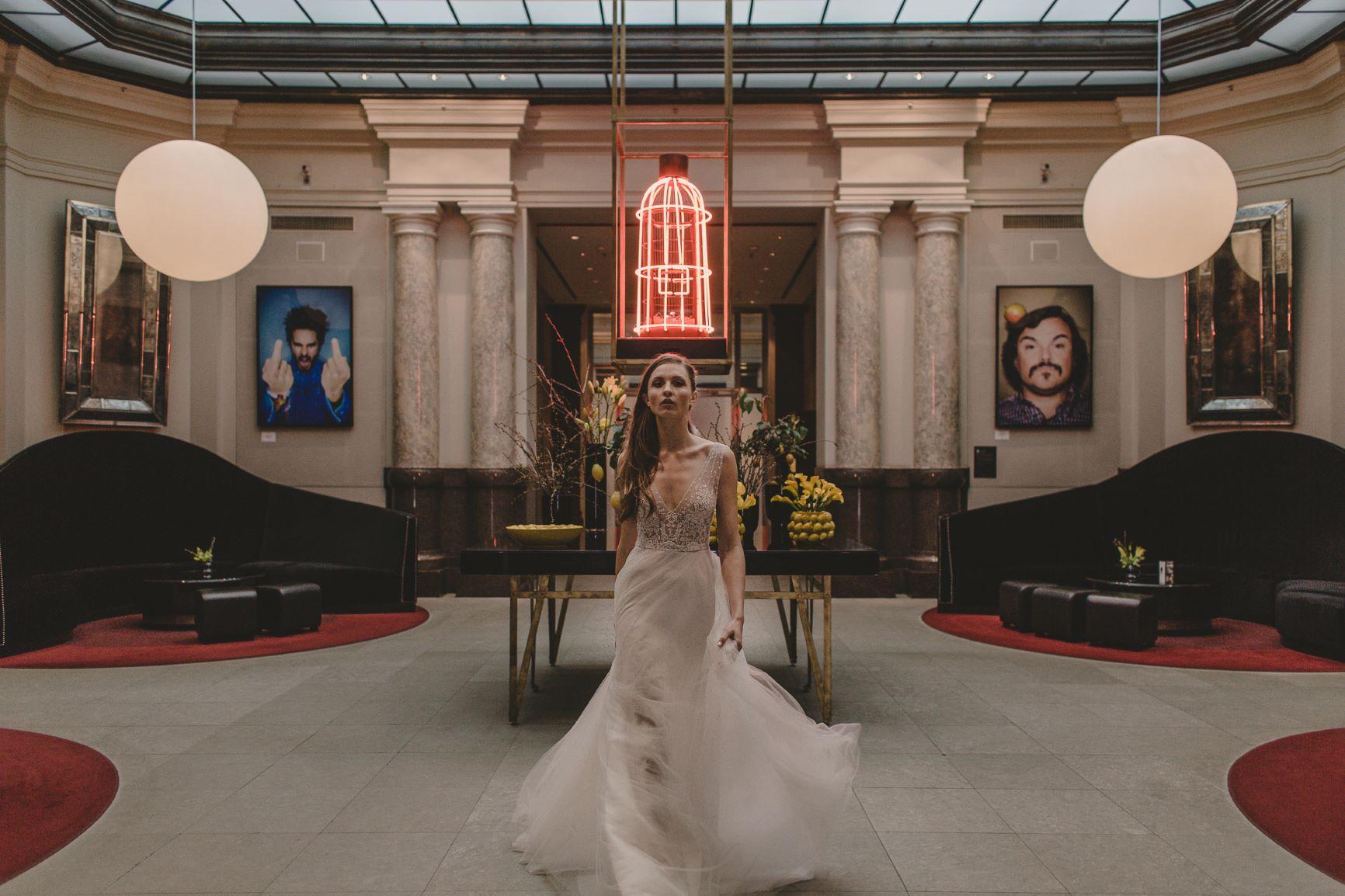 Wedding Hotel de rome hochzeit