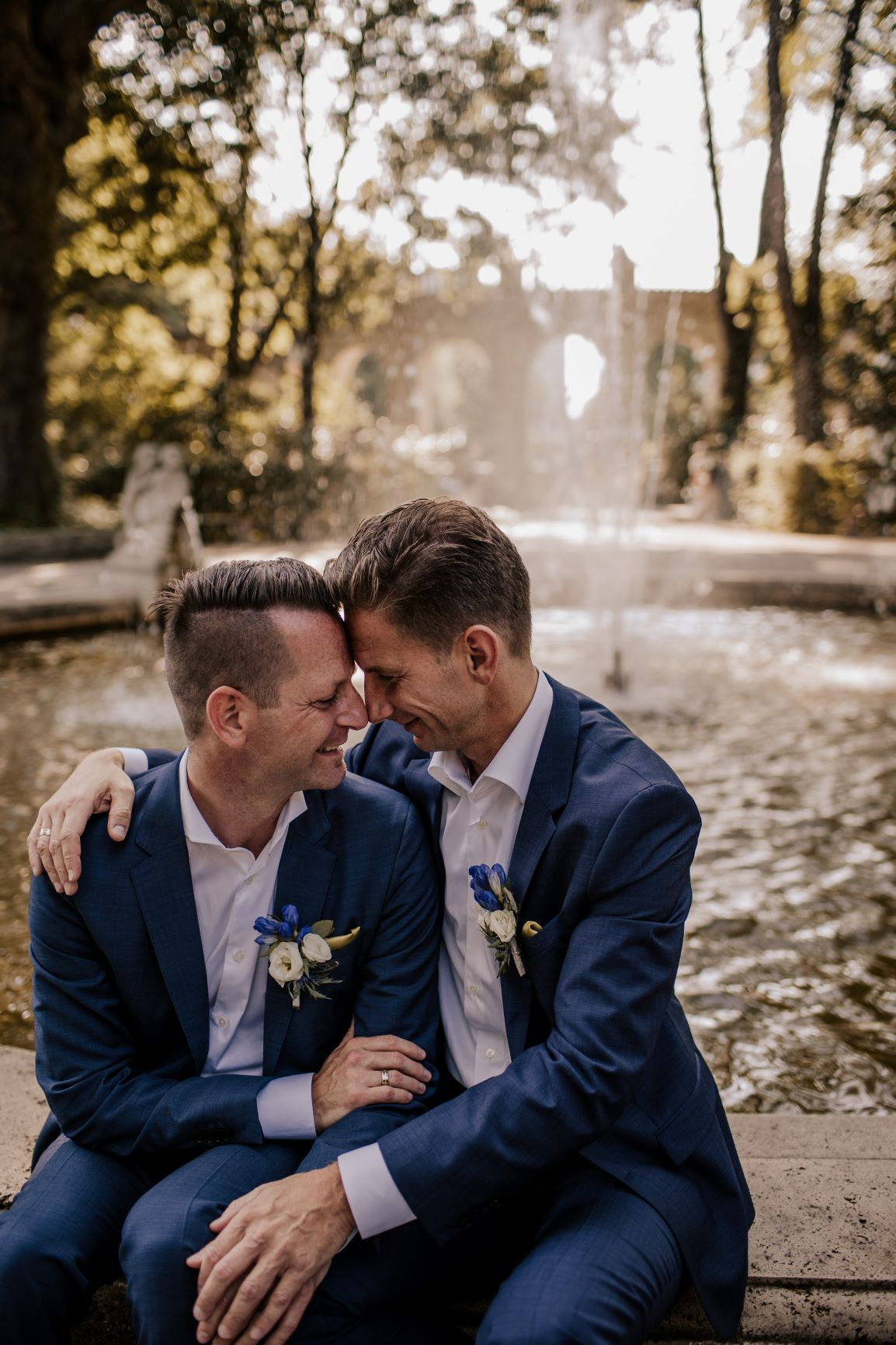 Gay wedding Berlin Weddingplanner