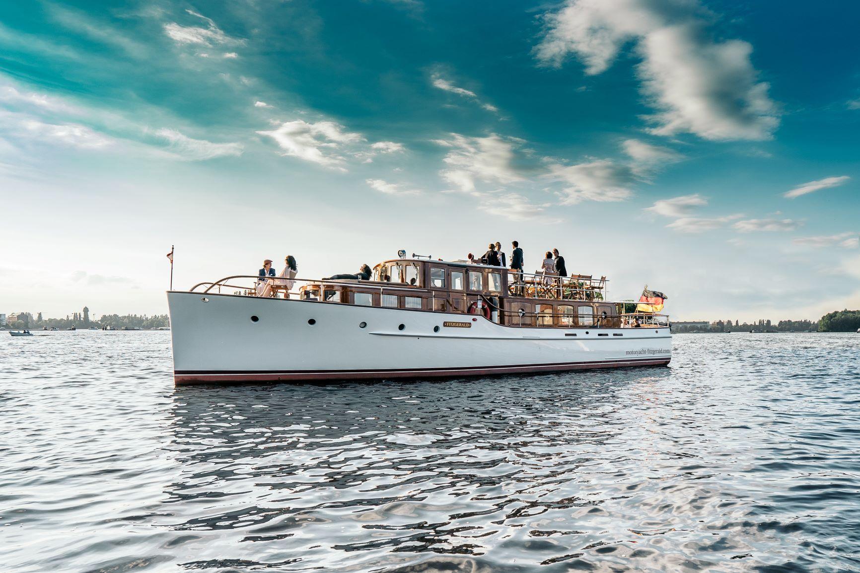Fitzgerald Backbord Schiff Hochzeit Berlin
